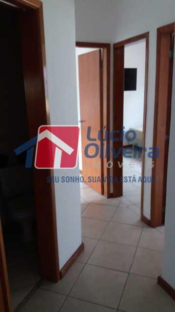 9 hall. - Casa 3 quartos à venda Penha Circular, Rio de Janeiro - R$ 500.000 - VPCA30189 - 10