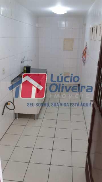 10 cozinha. - Casa 3 quartos à venda Penha Circular, Rio de Janeiro - R$ 500.000 - VPCA30189 - 11