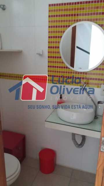11 banheiro. - Casa 3 quartos à venda Penha Circular, Rio de Janeiro - R$ 500.000 - VPCA30189 - 12
