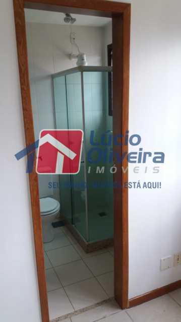 12 banheiro. - Casa 3 quartos à venda Penha Circular, Rio de Janeiro - R$ 500.000 - VPCA30189 - 13