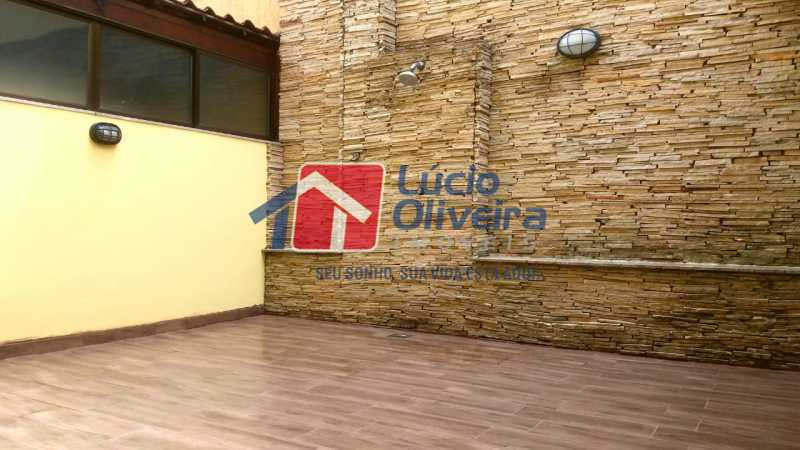 15 quintal. - Casa 3 quartos à venda Penha Circular, Rio de Janeiro - R$ 500.000 - VPCA30189 - 16