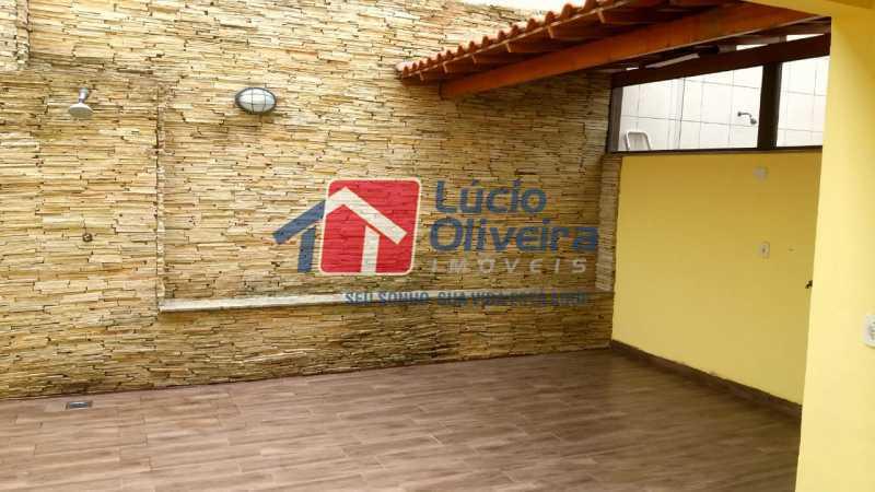 16 quintal. - Casa 3 quartos à venda Penha Circular, Rio de Janeiro - R$ 500.000 - VPCA30189 - 17