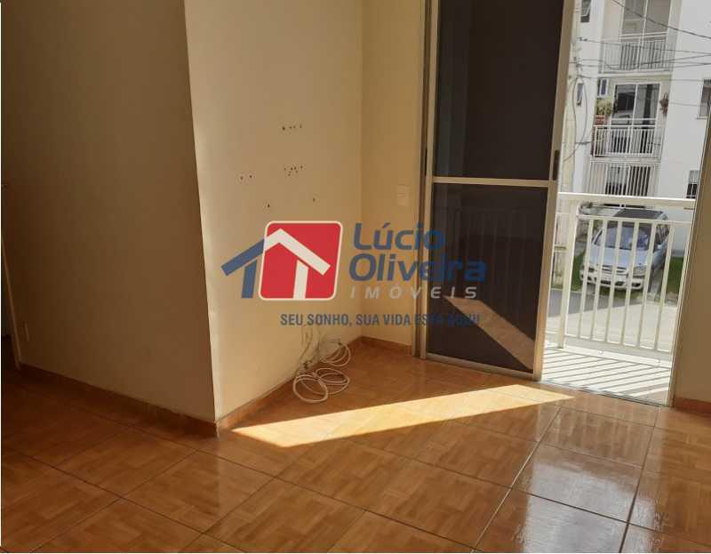 01- Sala - Apartamento Pavuna, Rio de Janeiro, RJ À Venda, 2 Quartos, 55m² - VPAP21335 - 1