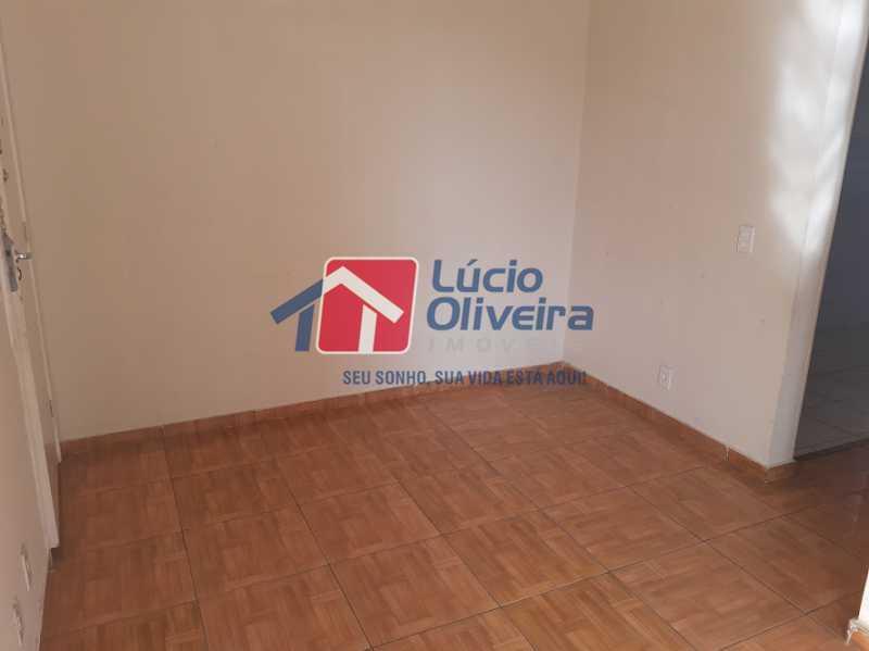 02- Sala - Apartamento Pavuna, Rio de Janeiro, RJ À Venda, 2 Quartos, 55m² - VPAP21335 - 3