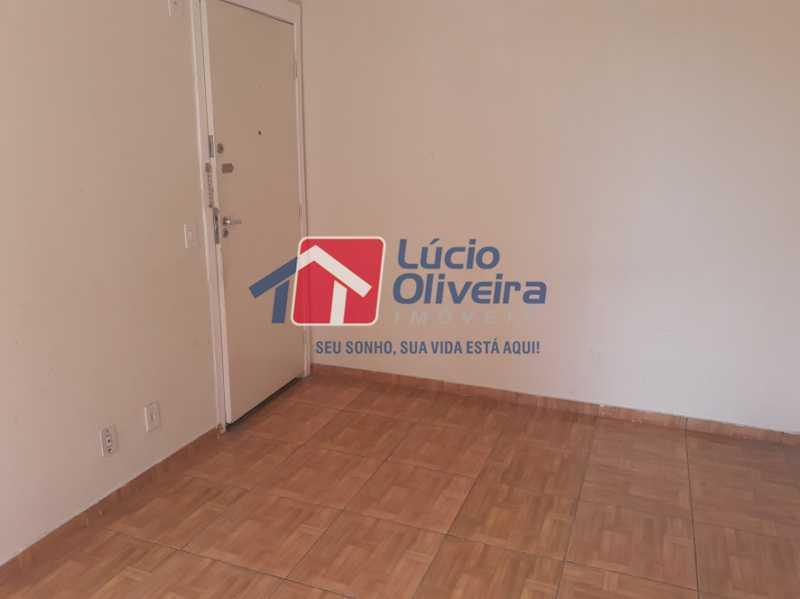 03- Sala - Apartamento Pavuna, Rio de Janeiro, RJ À Venda, 2 Quartos, 55m² - VPAP21335 - 4