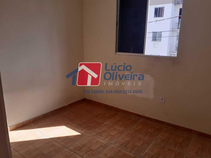 04- Quarto C. - Apartamento Pavuna, Rio de Janeiro, RJ À Venda, 2 Quartos, 55m² - VPAP21335 - 5