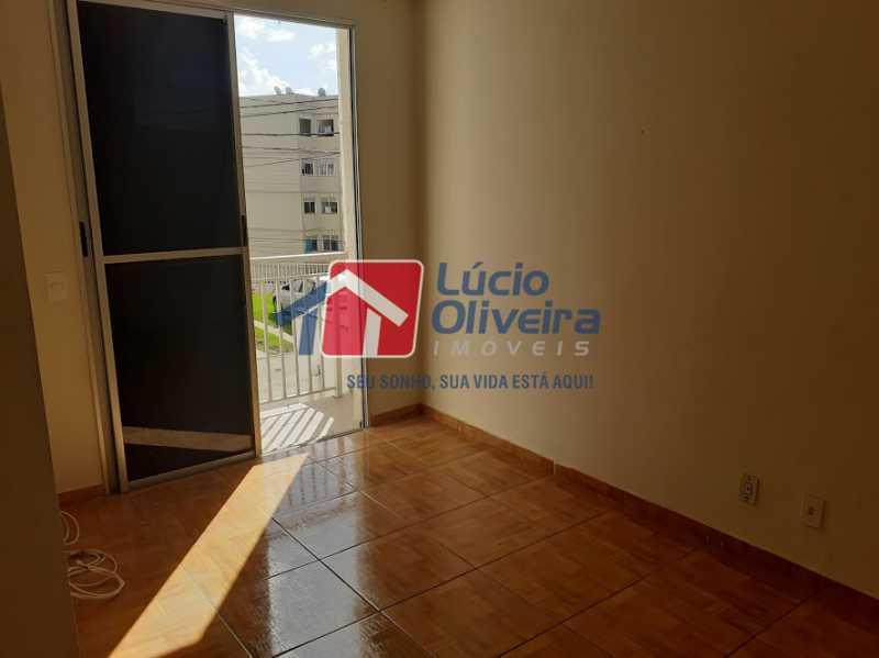 05- Sala - Apartamento Pavuna, Rio de Janeiro, RJ À Venda, 2 Quartos, 55m² - VPAP21335 - 6