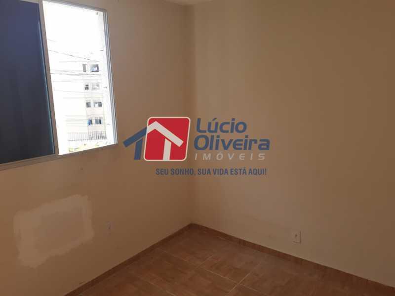 06- Quarto C. - Apartamento Pavuna, Rio de Janeiro, RJ À Venda, 2 Quartos, 55m² - VPAP21335 - 7