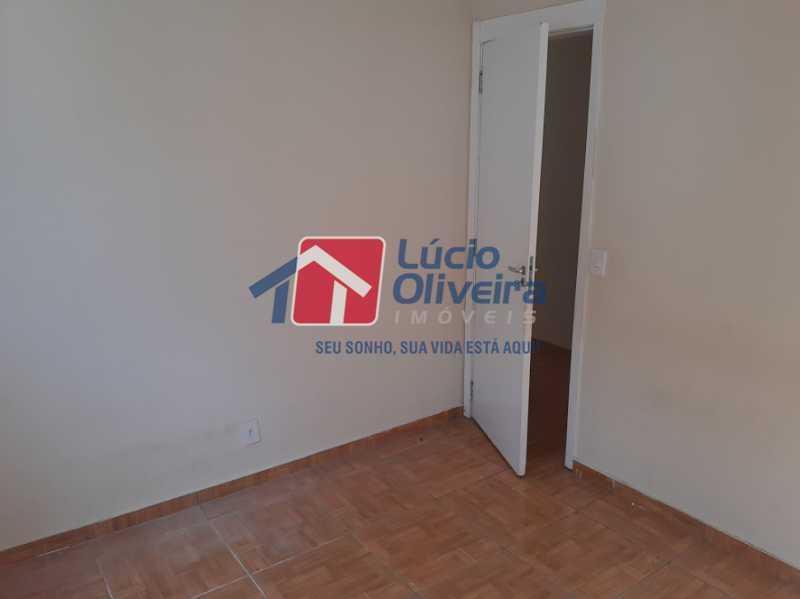 08- Quarto C. - Apartamento Pavuna, Rio de Janeiro, RJ À Venda, 2 Quartos, 55m² - VPAP21335 - 9