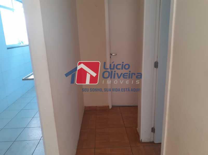 12- Circulação - Apartamento Pavuna, Rio de Janeiro, RJ À Venda, 2 Quartos, 55m² - VPAP21335 - 13