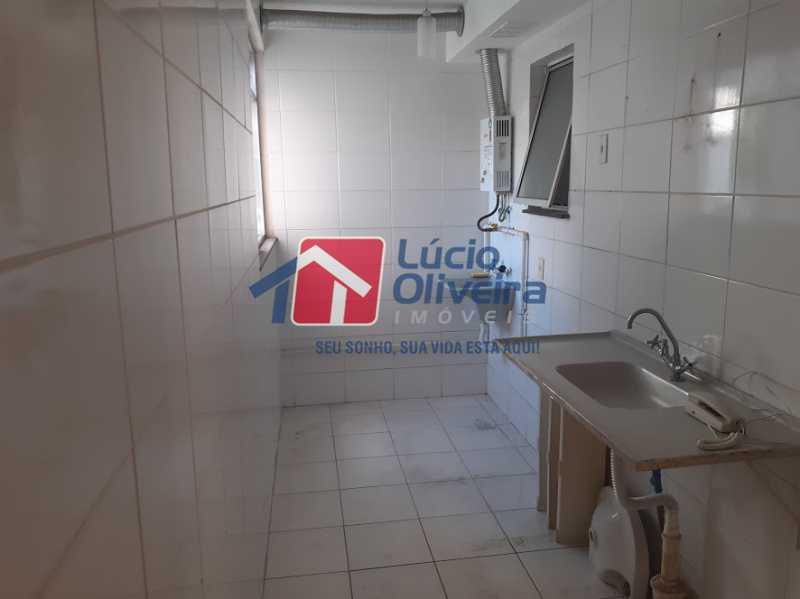 14- Cozinha - Apartamento Pavuna, Rio de Janeiro, RJ À Venda, 2 Quartos, 55m² - VPAP21335 - 15