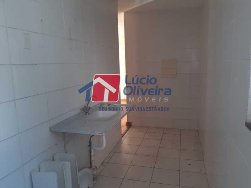15- Cozinha - Apartamento Pavuna, Rio de Janeiro, RJ À Venda, 2 Quartos, 55m² - VPAP21335 - 16