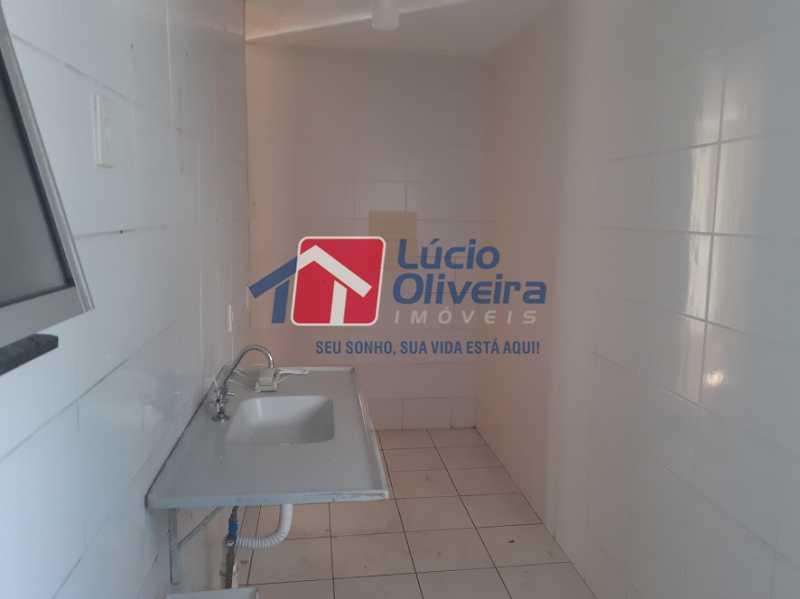 16- Cozinha - Apartamento Pavuna, Rio de Janeiro, RJ À Venda, 2 Quartos, 55m² - VPAP21335 - 17