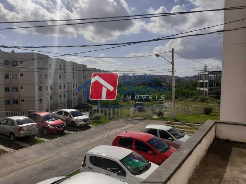 18- Vista Varanda - Apartamento Pavuna, Rio de Janeiro, RJ À Venda, 2 Quartos, 55m² - VPAP21335 - 19