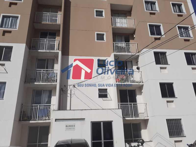 19- Fachada Prédio - Apartamento Pavuna, Rio de Janeiro, RJ À Venda, 2 Quartos, 55m² - VPAP21335 - 20