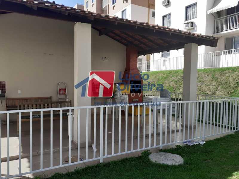 20- Churrasqueiras Prédio - Apartamento Pavuna, Rio de Janeiro, RJ À Venda, 2 Quartos, 55m² - VPAP21335 - 21