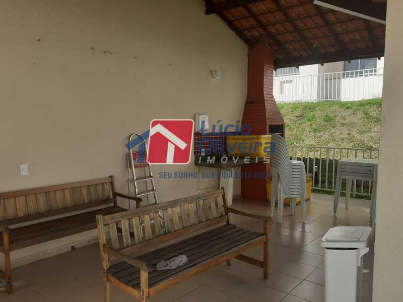 21- Churrasqueiras Prédio - Apartamento Pavuna, Rio de Janeiro, RJ À Venda, 2 Quartos, 55m² - VPAP21335 - 22