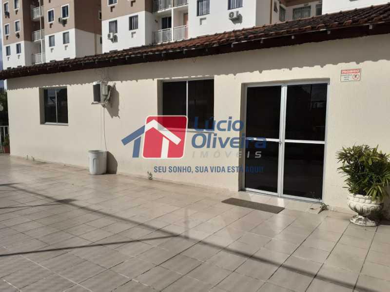22- Salão de Festa - Apartamento Pavuna, Rio de Janeiro, RJ À Venda, 2 Quartos, 55m² - VPAP21335 - 23