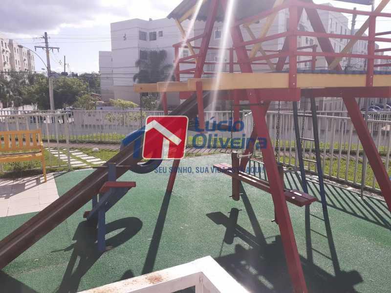 24- Parquinho - Apartamento Pavuna, Rio de Janeiro, RJ À Venda, 2 Quartos, 55m² - VPAP21335 - 25