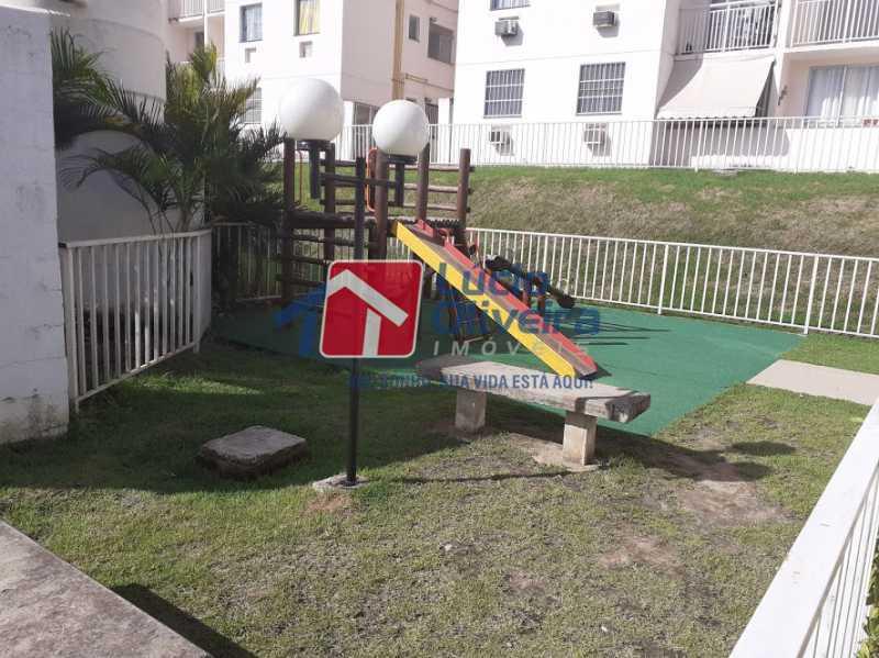 25- Parquinho - Apartamento Pavuna, Rio de Janeiro, RJ À Venda, 2 Quartos, 55m² - VPAP21335 - 26