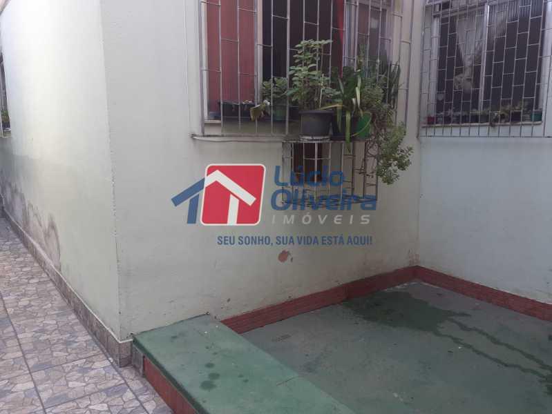 13- Area externa. - Apartamento Ramos, Rio de Janeiro, RJ À Venda, 2 Quartos, 53m² - VPAP21340 - 14