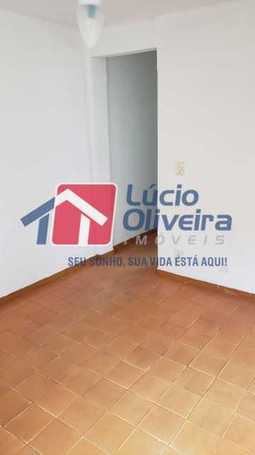 2-Sala ambiente - Apartamento 2 quartos à venda Inhaúma, Rio de Janeiro - R$ 155.000 - VPAP21370 - 3