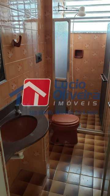 9-Banheiro social - Apartamento 2 quartos à venda Inhaúma, Rio de Janeiro - R$ 155.000 - VPAP21370 - 10