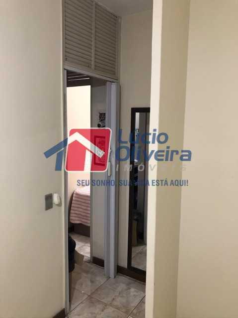 circulaçao - Apartamento 2 quartos à venda Vigário Geral, Rio de Janeiro - R$ 168.000 - VPAP21394 - 5