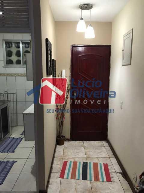 entrada - Apartamento 2 quartos à venda Vigário Geral, Rio de Janeiro - R$ 168.000 - VPAP21394 - 1