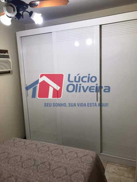 qto casal 1 - Apartamento 2 quartos à venda Vigário Geral, Rio de Janeiro - R$ 168.000 - VPAP21394 - 17