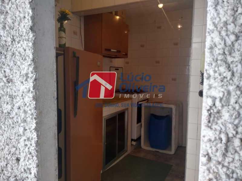 8-Cozinha - Casa Irajá, Rio de Janeiro, RJ À Venda, 3 Quartos, 300m² - VPCA30190 - 9