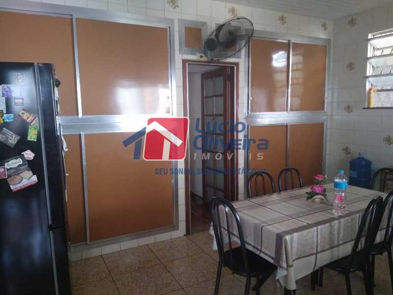 9-Cozinha - Casa 3 quartos à venda Irajá, Rio de Janeiro - R$ 800.000 - VPCA30190 - 10