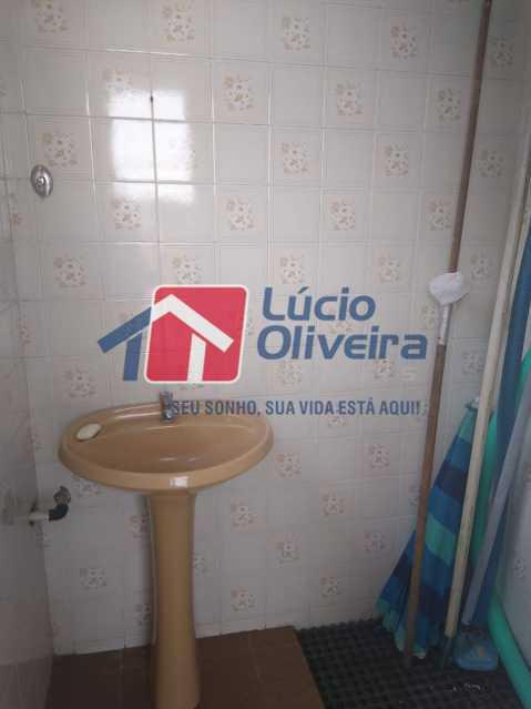 12- Banheiro - Casa 3 quartos à venda Irajá, Rio de Janeiro - R$ 800.000 - VPCA30190 - 13