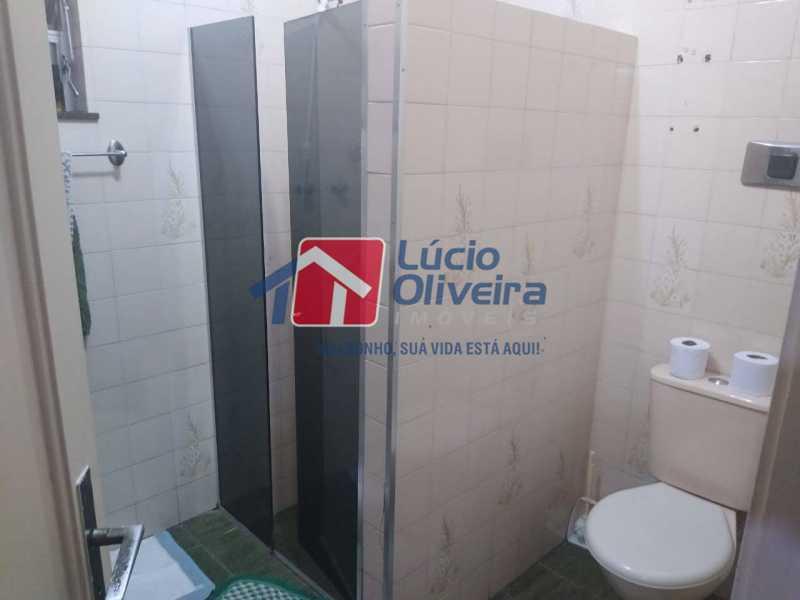13-Banheiro - Casa 3 quartos à venda Irajá, Rio de Janeiro - R$ 800.000 - VPCA30190 - 14
