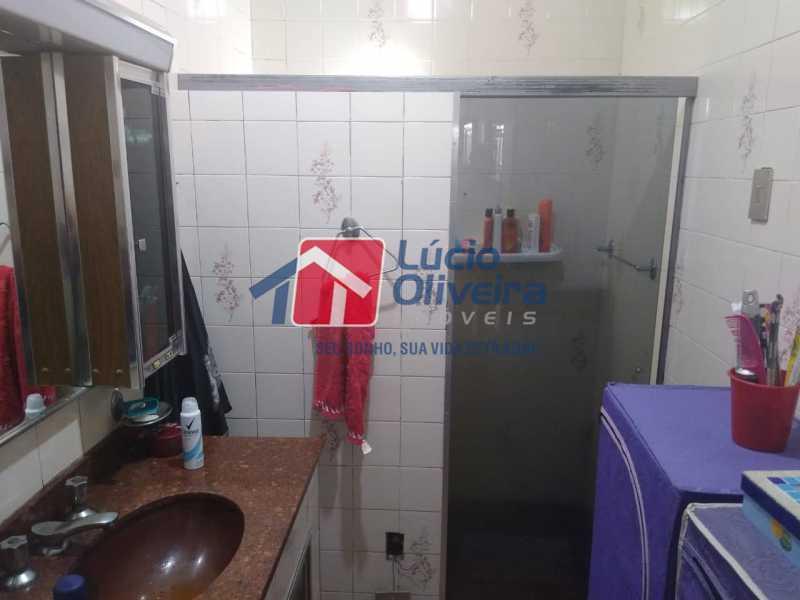 14-Banheiro - Casa 3 quartos à venda Irajá, Rio de Janeiro - R$ 800.000 - VPCA30190 - 15
