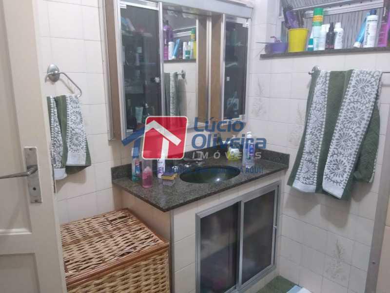 15-Banheiro - Casa 3 quartos à venda Irajá, Rio de Janeiro - R$ 800.000 - VPCA30190 - 16