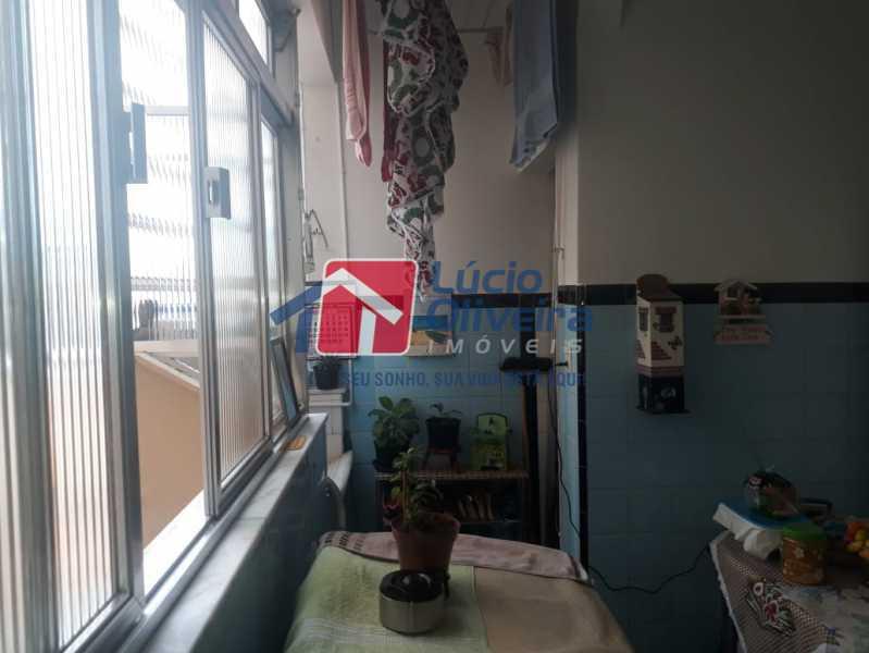 area de serviço - Apartamento 2 quartos à venda Méier, Rio de Janeiro - R$ 210.000 - VPAP21399 - 3