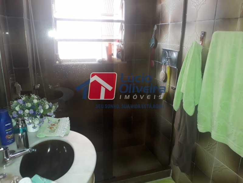 banheiro - Apartamento 2 quartos à venda Méier, Rio de Janeiro - R$ 210.000 - VPAP21399 - 6