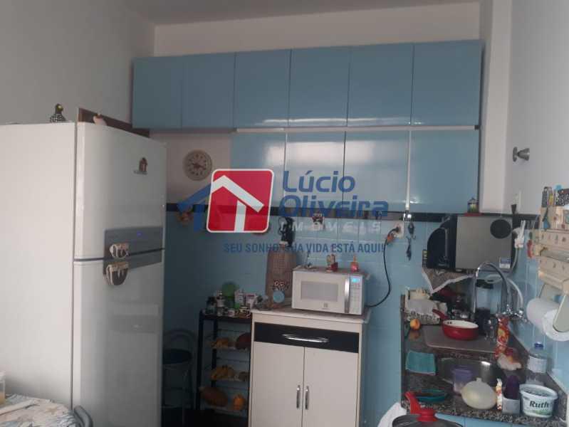 cozinha - Apartamento 2 quartos à venda Méier, Rio de Janeiro - R$ 210.000 - VPAP21399 - 8