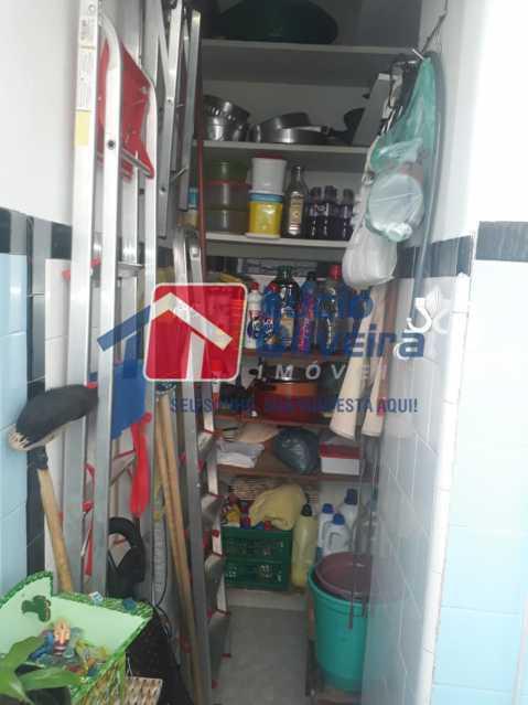 despensa - Apartamento 2 quartos à venda Méier, Rio de Janeiro - R$ 210.000 - VPAP21399 - 9