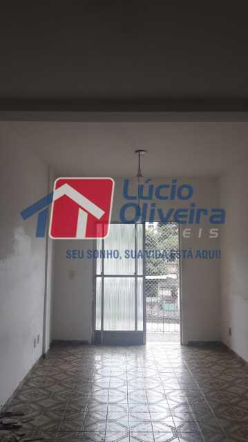 1-Sala 2 ambientes - Apartamento Cascadura, Rio de Janeiro, RJ À Venda, 2 Quartos, 55m² - VPAP21401 - 1