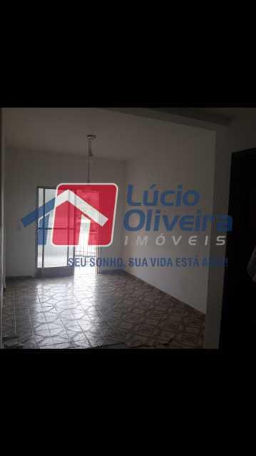 2-Sala ambiente - Apartamento Cascadura, Rio de Janeiro, RJ À Venda, 2 Quartos, 55m² - VPAP21401 - 3