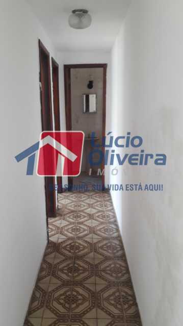 8-Circulação - Apartamento Cascadura, Rio de Janeiro, RJ À Venda, 2 Quartos, 55m² - VPAP21401 - 9