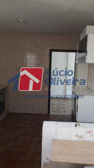 10-Cozinha... - Apartamento Cascadura, Rio de Janeiro, RJ À Venda, 2 Quartos, 55m² - VPAP21401 - 11