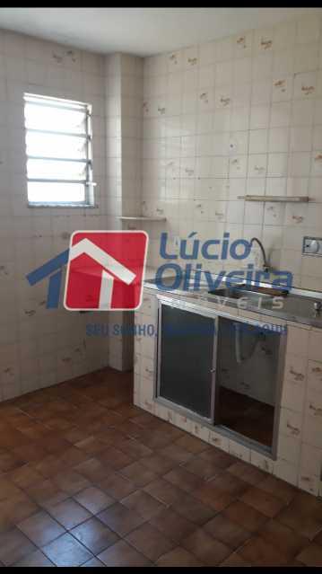11-Cozinha - Apartamento Cascadura, Rio de Janeiro, RJ À Venda, 2 Quartos, 55m² - VPAP21401 - 12