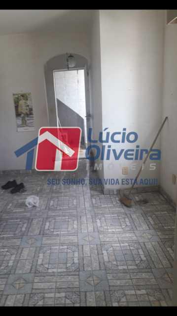 1 sala. - Casa de Vila 3 quartos à venda Quintino Bocaiúva, Rio de Janeiro - R$ 185.000 - VPCV30019 - 1