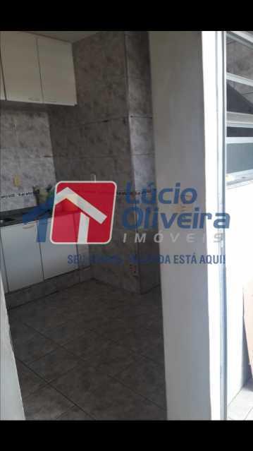 7 cozinha. - Casa de Vila 3 quartos à venda Quintino Bocaiúva, Rio de Janeiro - R$ 185.000 - VPCV30019 - 8