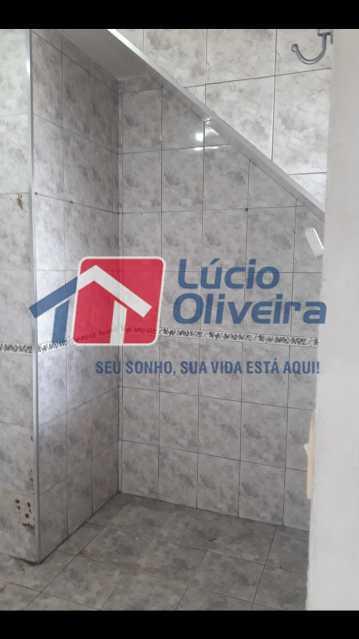 8 cozinha. - Casa de Vila 3 quartos à venda Quintino Bocaiúva, Rio de Janeiro - R$ 185.000 - VPCV30019 - 9