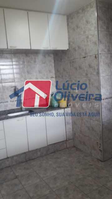 9 cozinha. - Casa de Vila 3 quartos à venda Quintino Bocaiúva, Rio de Janeiro - R$ 185.000 - VPCV30019 - 10
