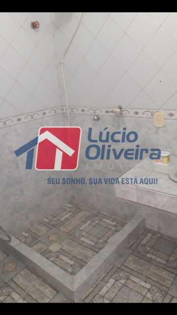 10 banheiro. - Casa de Vila 3 quartos à venda Quintino Bocaiúva, Rio de Janeiro - R$ 185.000 - VPCV30019 - 11